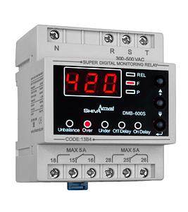 کنترل فاز دیجیتال شیوا امواج مدل DMB-600S